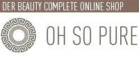 Oh so Pure - Onlineshop